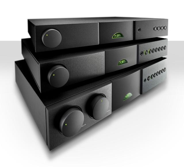 New Naim NAIT amplifiers